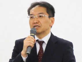 講師の上村 敏明氏
