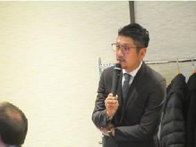 講師の加藤 英氏